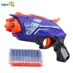 Plastic Toy Gun For NERF...