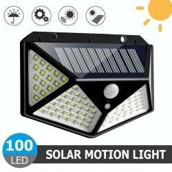 Päikesepaneeliga 100-LED-ga...