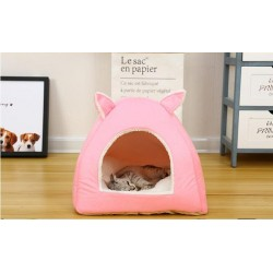 Foldable Cat Bed Self...