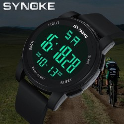 SYNOKE Men Watches digital...