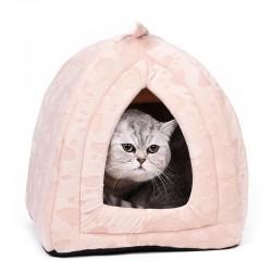 Складной домик для кошек...