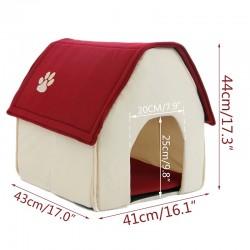 copy of folding dogs house...