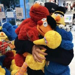 Suur suurus Sesame Street...